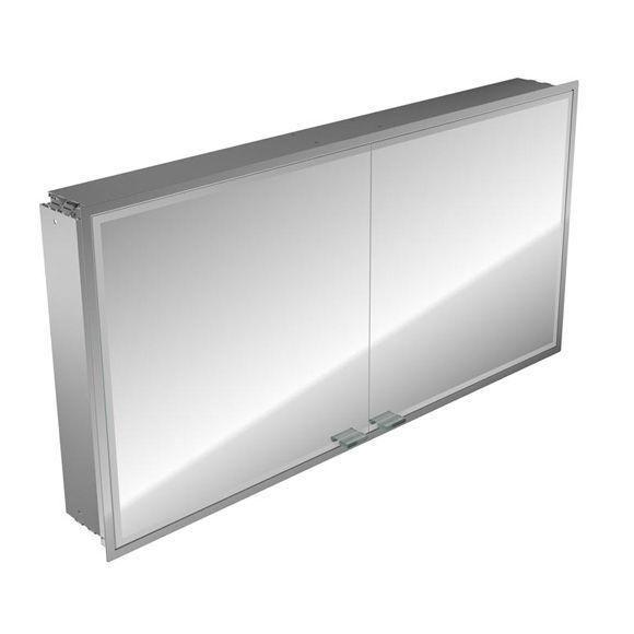 Emco Asis Prestige Lichtspiegelschrank ohne Radio 989706025, Unterputz, Breite 1215 mm