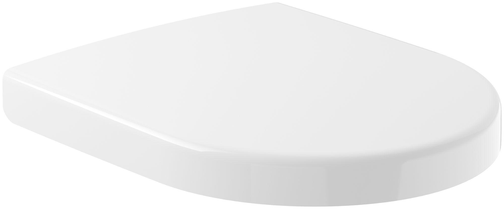 Villeroy & Boch Subway WC-Sitz 9M66Q101 weiß mit Quick-Release