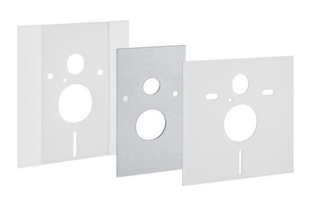 Geberit Duofix Abdeckschild für höhenverstellbares Wand-WC 115396001