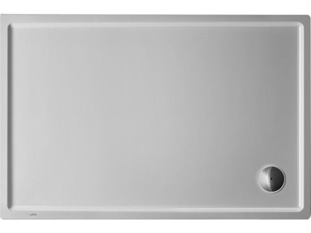 Duravit Starck Rechteck-Duschwanne B:100xL:120xH:5,5cm weiß 720123000000000
