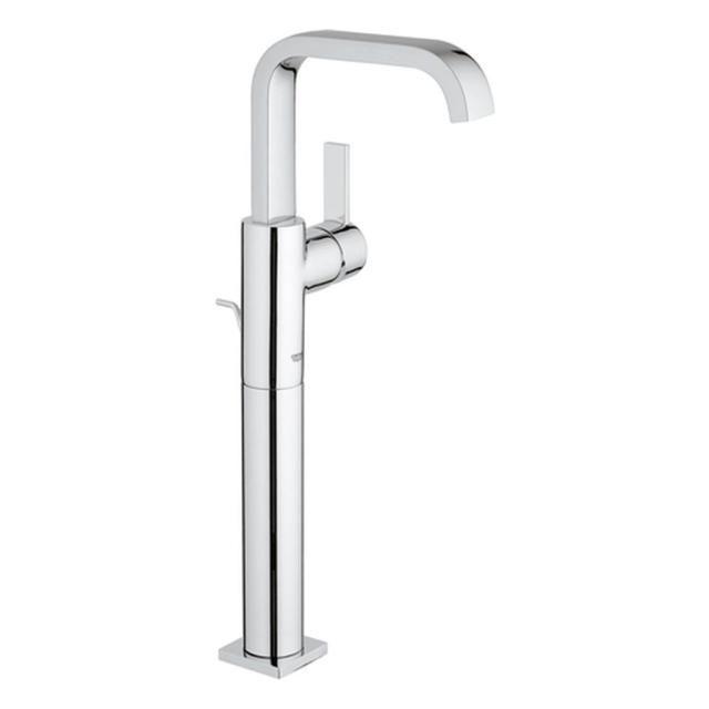 Grohe Allure Einhand-Waschtischbatterie für freistehende Waschschüsseln chrom 32249000