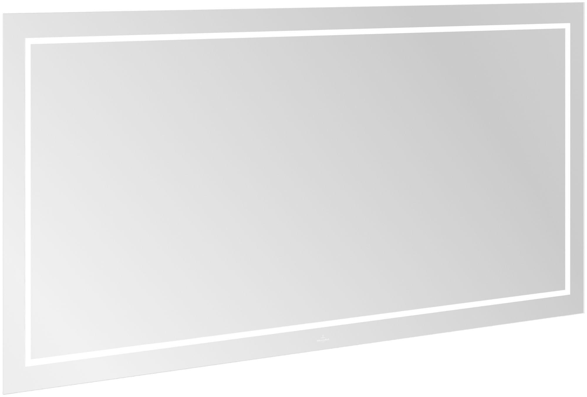 Villeroy & Boch Finion G600 Spiegel LED-Beleuchtung B:160xH:75xT:4,5cm G6001600
