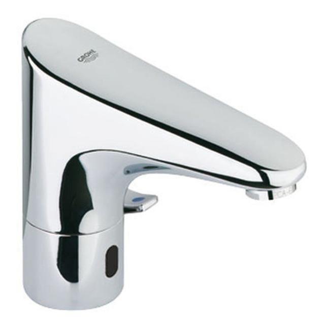 Grohe Europlus E Infrarot-Elektronik für Waschtisch mit Mischung und Steckertrafo chrom 36015001