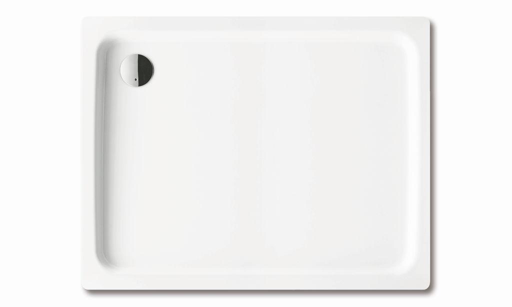 Duschwanne DUSCHPLAN 418-2 mit Träger 1000x900 schwarz 431848040701