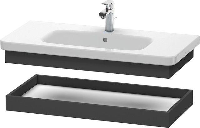 Duravit DuraStyle Ablageboard B:93xH:8,4xT:44,8 cm graphit matt DS618204949