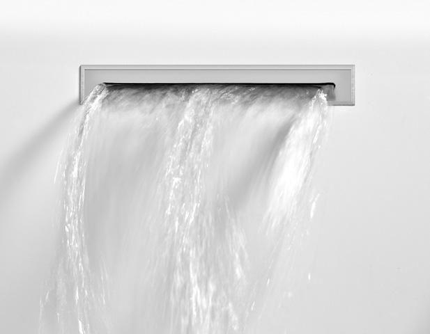 Bette Splash Wasserfalleinlauf, chrom B500-901 B500-901