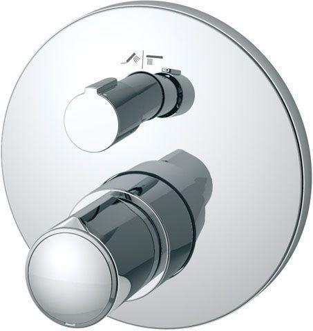 Ideal Standard Wannenthermostat Melange chrom Unterputz A4891AA
