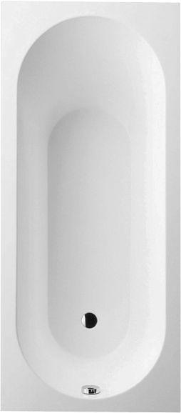 Villeroy & Boch Oberon Badewanne Rechteck UBQ160OBE2V-01 H: 450 B: 750 L: 1600 weiß