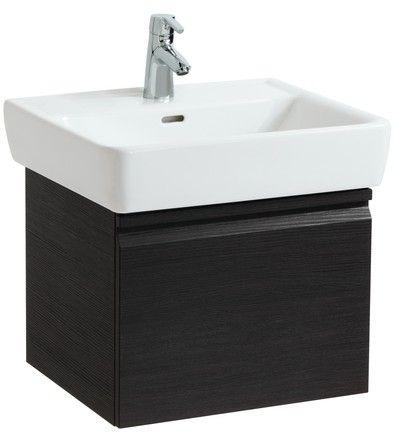 Laufen PRO A Waschtischunterbau 1 Auszug B:47xH:39xT:45cm weiß glänzend H4830230954751