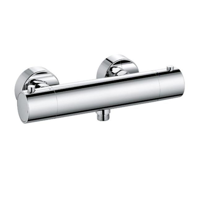 KLUDI OBJEKTA Thermostat-Brausearmatur Wandmontage chrom 352000538