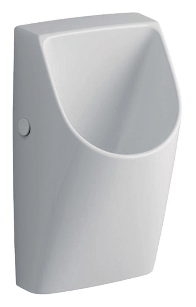 Geberit Keramag Renova Plan Urinal ohne Deckel wasserlos weiß mit Keratect 235170600