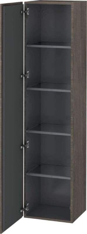 Duravit L-Cube Hochschrank B:40xH:176xT:36,3cm 1 Tür Türanschlag links pine terra LC1180L5151