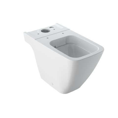 Geberit Keramag iCon Square Spülkasten, 6 l, mit Zweimengenspülung weiß mit KeraTect 228950600