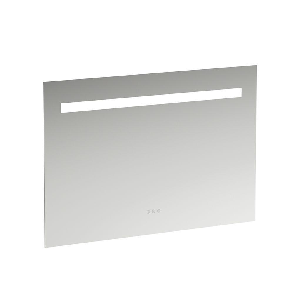 Laufen Spiegel Leelo LED-Beleuchtung+Ambientelicht+3 Touchsensoren 1000x700 Ein/Aus/Dimmer/Farbtemperaturwechsel H4476639501441
