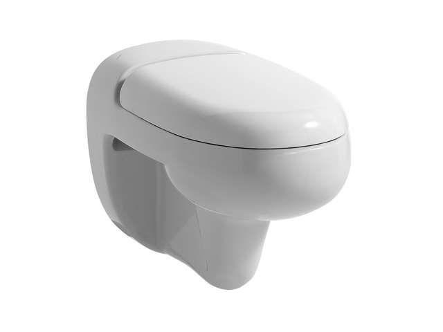 Laufen Florakids Tiefspül-Wand-WC für Kinder L:52xB:31cm weiß H8200310000001