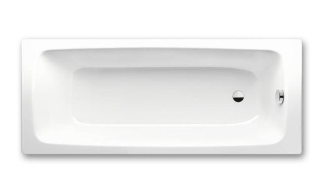 Kaldewei Advantage CAYONO 751 Badewanne Rechteck 180x80x41cm alpinweiß Perl-Effekt 275100013001