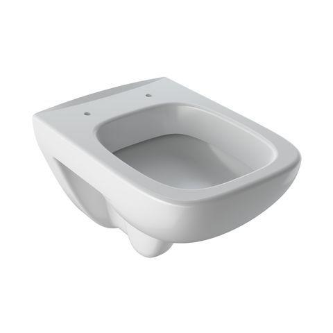 Geberit Keramag Renova Plan Tiefspül-Wand-WC L:54cm Weiß mit KeraTect 202150600