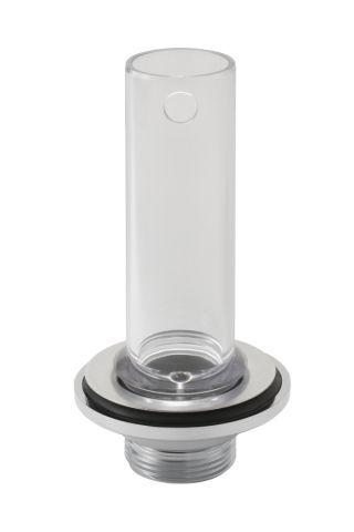 Geberit Ablaufventil mit Standrohr zu Unterputz-Geruchsverschluss für Waschbecken 240648001