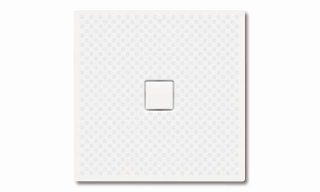 Kaldewei Avantgarde CONOFLAT 786-1 Duschwanne quadratisch 100x100cm alpinweiß Vollantislip 465630020001