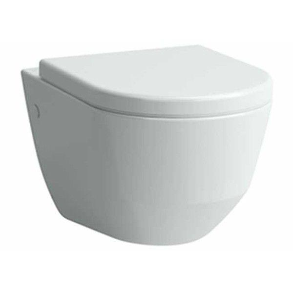 Laufen Pro WC-Sitz mit Deckel mit Absenkautomatik abnehmbar weiß H8969513000001