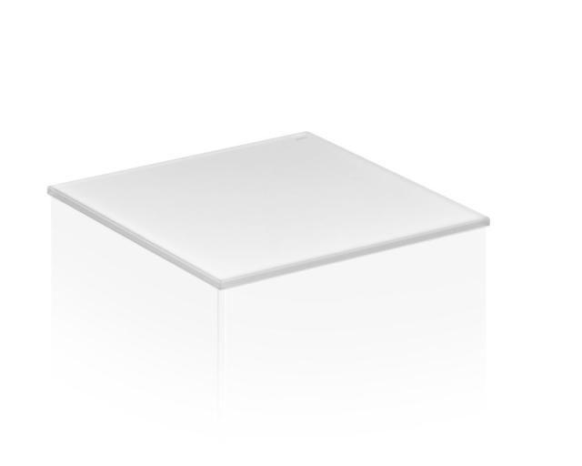 Keuco Edition 11 Abdeckplatte Cristallinglas 1061x3x524 mm violett 31324499001