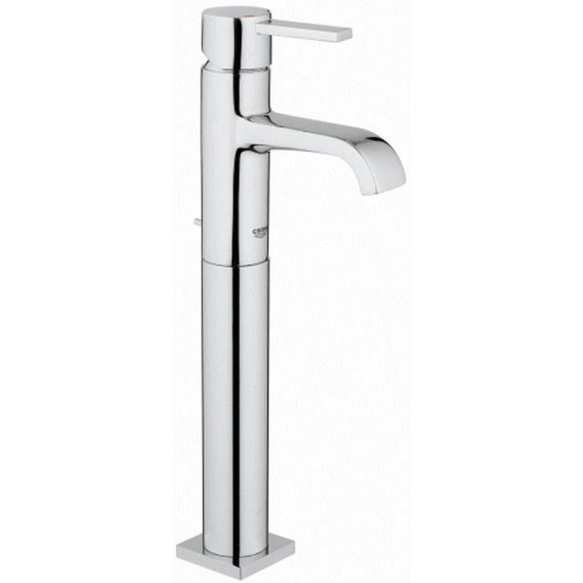 Grohe Allure Einhand-Waschtischbatterie DN15 EcoJoy für freistehende Waschschüsseln chrom 32760000