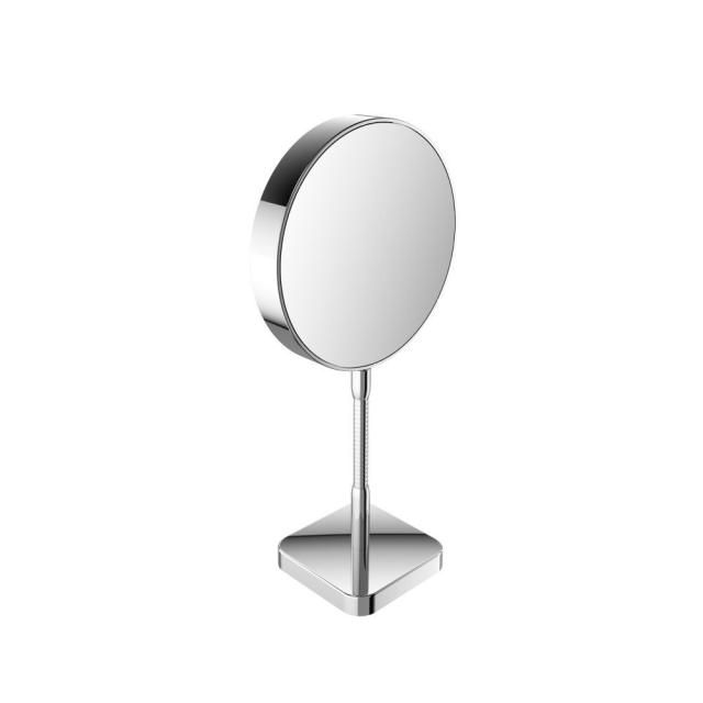 Emco Rasier- und Kosmetikspiegel, 3-/7-fach, 109500116, chrom, Standmodell