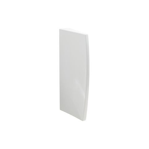 Geberit Keramag Alivio Urinal-Trennwand 100x700x400mm 110000000